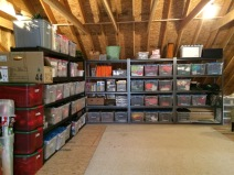 An Organized Attic