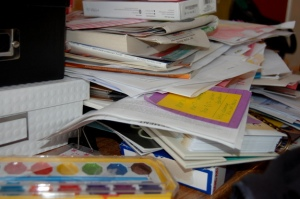 Disorganized Student