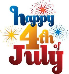 Happy July 4