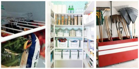 summer organizing