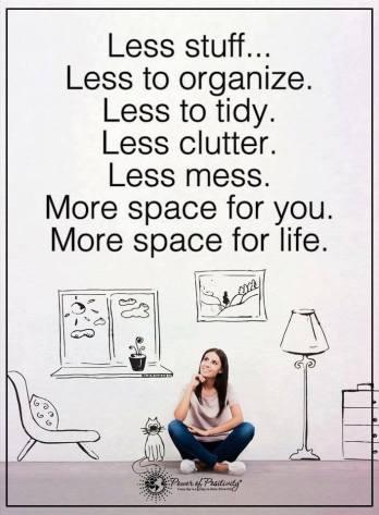less-stuff