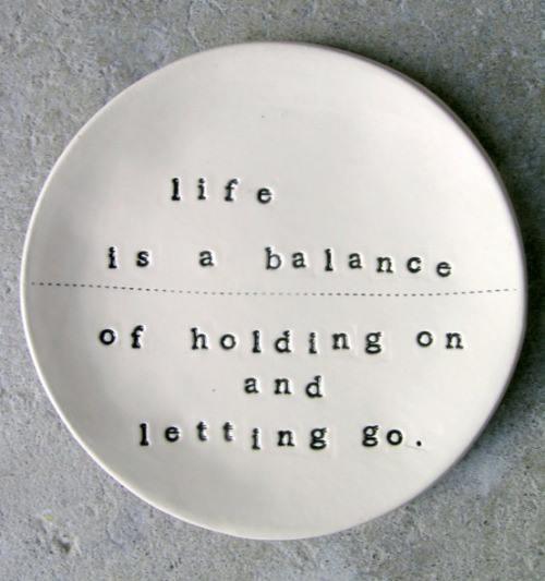 lifeisabalance